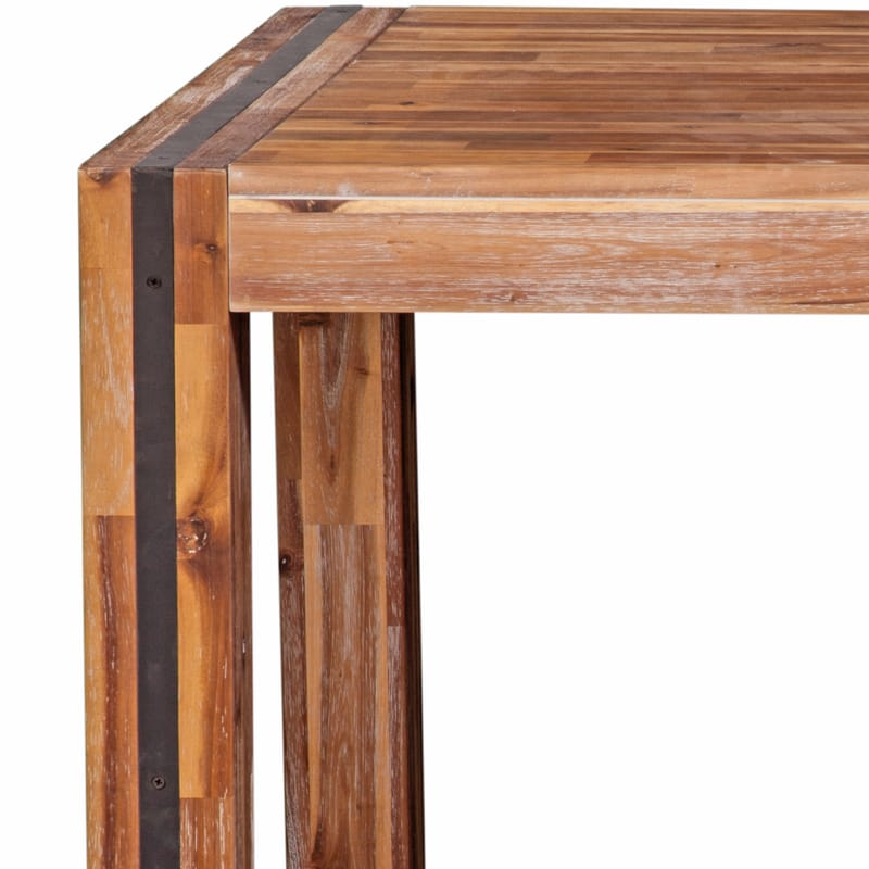 troutman rocking chairs alps king kong chair alpine modern rustic rectangular dining table