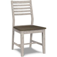Unfinished Ladder Back Chairs Best Home Furnishings Chair The Aspen Side Is And Ready