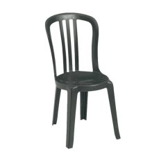 Plastic Resin Chairs Office Chair Edmonton Miami Bistro Side Commercial Stacking
