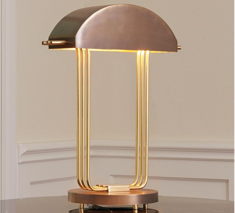 art deco table lamp furniture