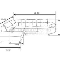 Sofa Bed Available In Philippines Children S Settee Mhl 002 Belarus L-shaped | Home & Office Furniture ...