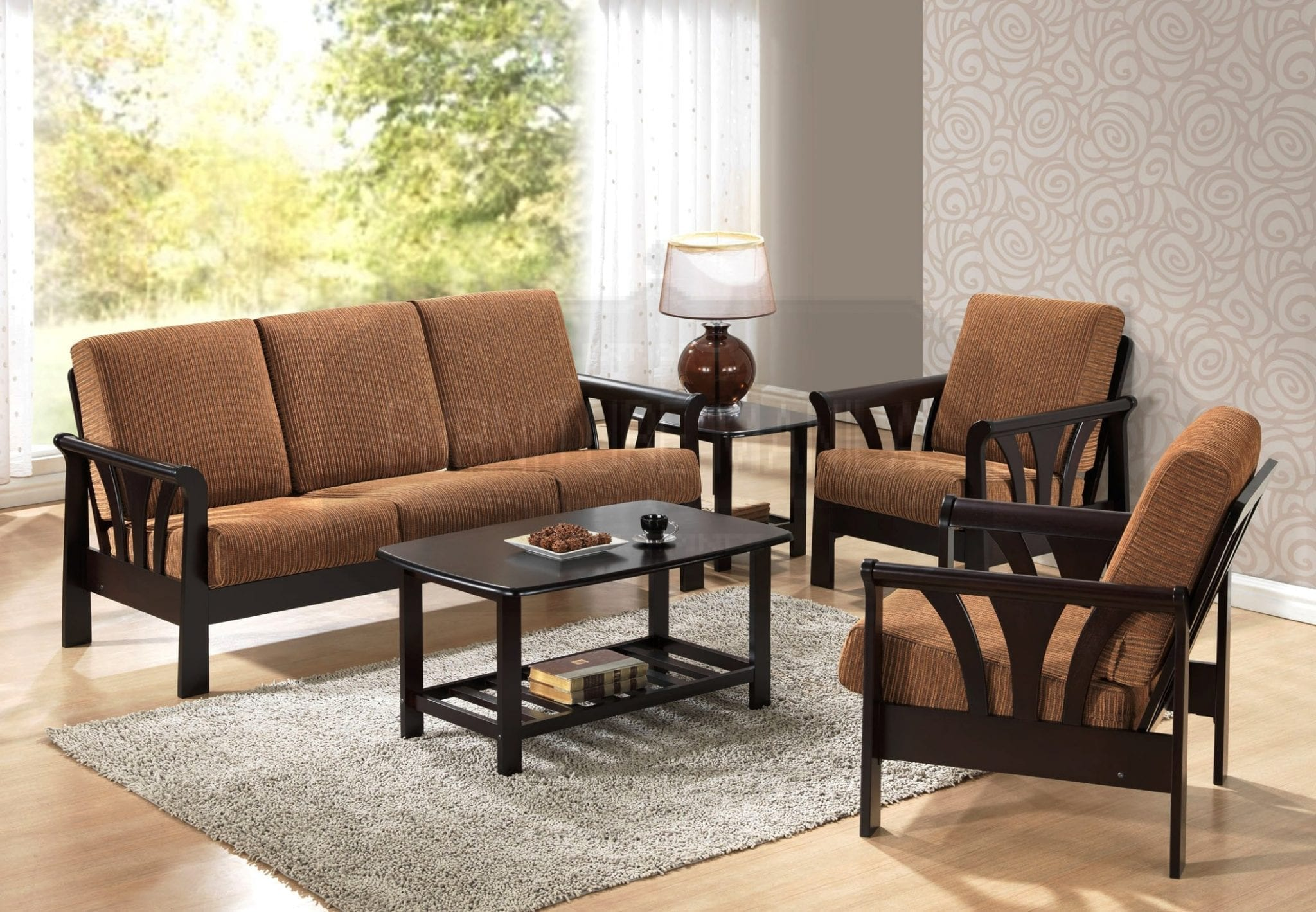 sofa sets cheap malaysia teal sofas yg310 wooden set home and office furniture philippines