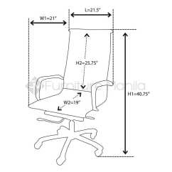 Diagram Of Pneumatic Office Chair 2004 Hyundai Accent Engine And Clerical Chairs Home Furniture Philippines Add To Wishlist Loading