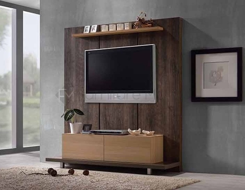 TV8087 TV WALL CABINET  Home  Office Furniture Philippines