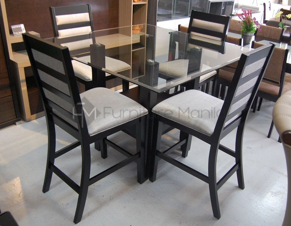 PAULA COUNTER HEIGHT DINING SET  Home  Office Furniture