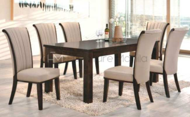 Scarlet Dining Set Home Office Furniture Philippines