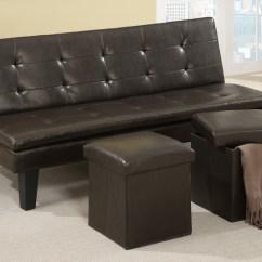 Chocolate Brown Leather Sectional Sofa With 2 Storage Ottomans Hamilton West Elm Reviews F7199 Futon Espresso  Furniture Mattress