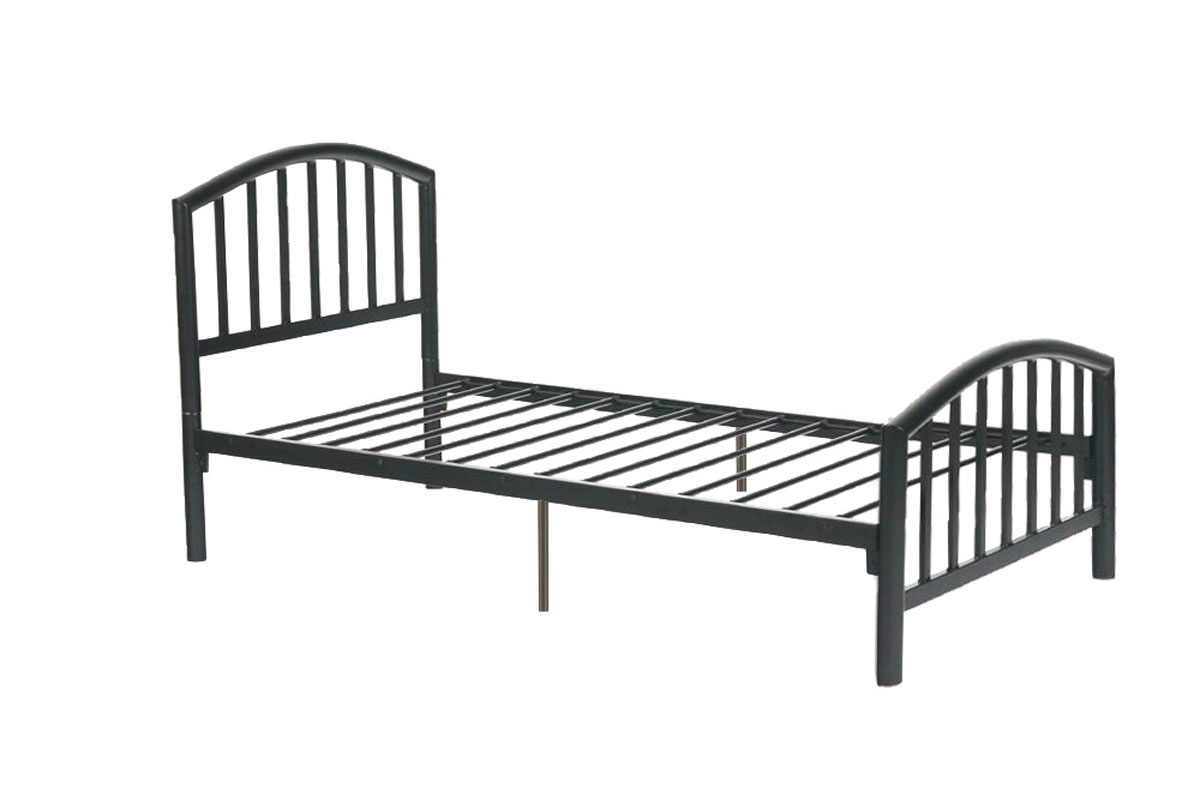 Twin Metal Bed F Furniture Mattress Los Angeles And