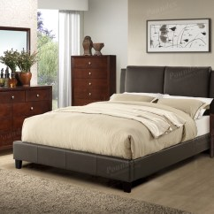 Upholstered Computer Chair Under Floor Protector F9336 Queen Bed Frame – Furniture Mattress Los Angeles And El Monte