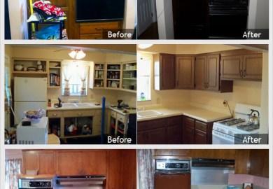 Kitchen Cabinet Refinishing Cincinnati