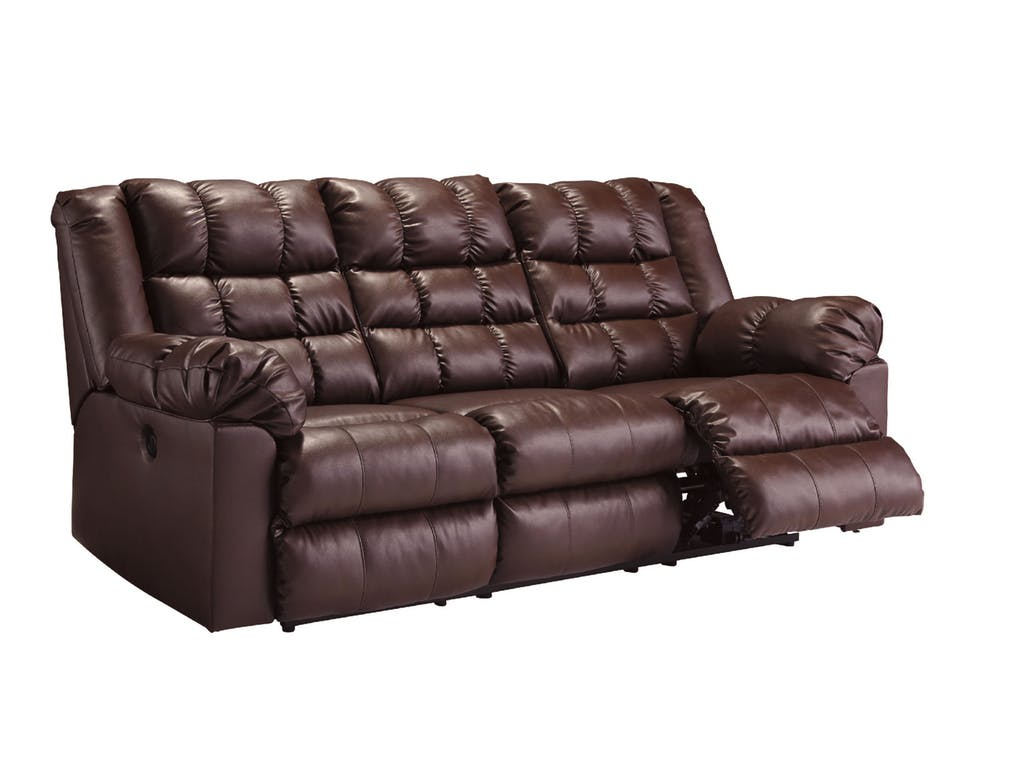 durablend sofa wooden sofas online india ashley brolayne reclining dallas tx