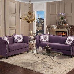 Living Room Sofa And Loveseat Sets Armless Chairs Foa Furniture Of America Zaffiro Lavender Set Dallas Please Upgrade To Full Version Magic Zoom