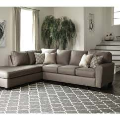 Sectional Sofa Dallas Fort Worth Sears Leather Reclining Ashley Calicho 2pc Left Arm Facing Corner Chaise ...