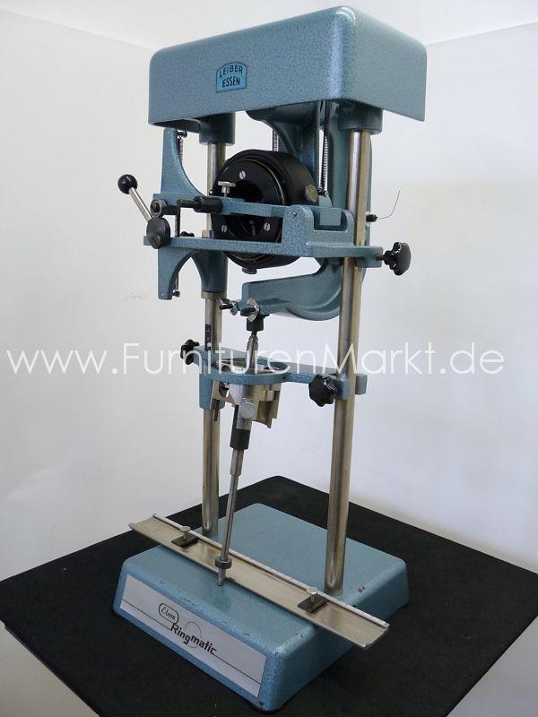 Elma Ringmatic Ringgraviermaschine  FurniturenMarkt