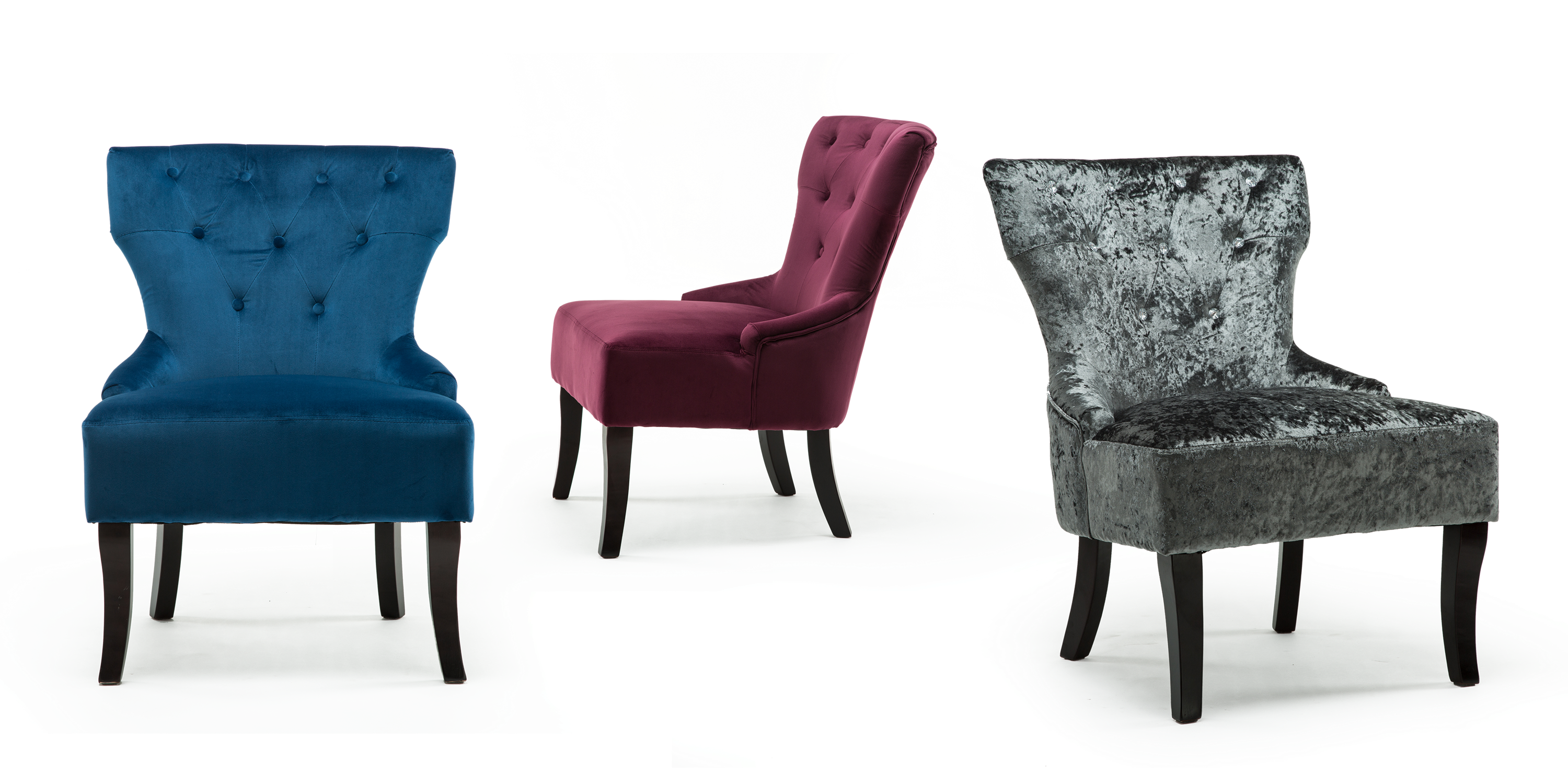 purple accent chairs sale plastic kids table and reyna chair in velvet