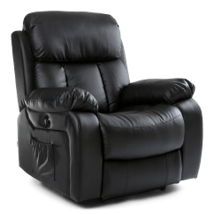 Electric Chair Heater Office Chairs Big And Tall Salisbury Recliner With Massage Heat In