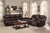 Bastrop Reclining Living Room Set (Brown) - Living Room ...