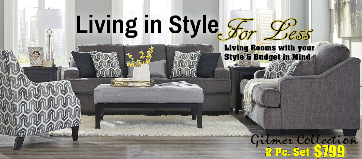 Houston Living Room Furniture  Furniture Queen Saves You