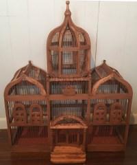 Ornate Bird Cage - Furniture Rescues