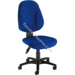 Influx Posture Chair Safco Zenergy Ball Trexus High Back Operator With Lumbar Pump