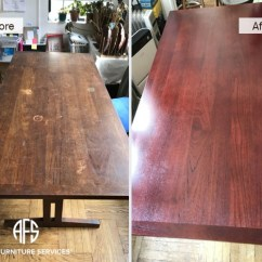 How To Fix Tear Leather Sofa Acrylic Table Canada Gallery, Before After Pictures | All Furniture Services ...