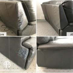 Repair Sofa Wood Frame Lee Industries Sale Gallery, Before After Pictures | All Furniture Services ...
