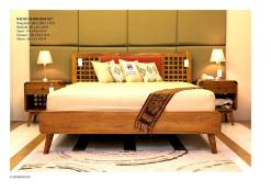 Radio Bedroom Set Wooden Furniture Wholesale