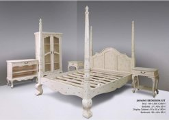 Jasmine Classic Wooden Bedroom Sets furniture