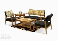 Kermit Living Wood Furniture Set