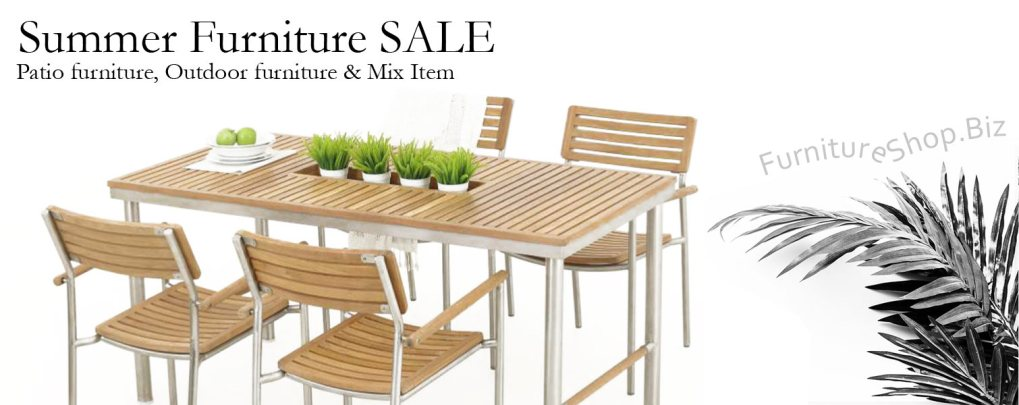 Summer Furniture Sale