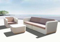 Barosa Living Set Furniture, Indonesia synthetic furniture, Indonesia outdoor furniture