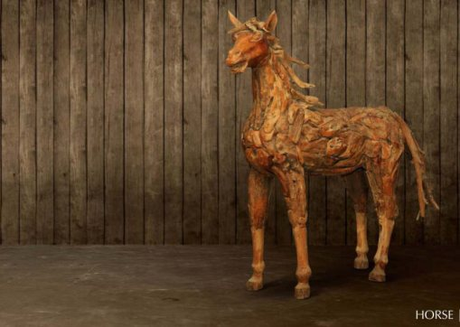 Horse Reclaimed Wood Furniture