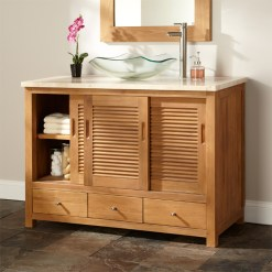 Indoor Bathrom Cabinet Wholesale