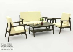 Kastara Wooden Living Set, Wholesale wooden furniture, Wholesale Furniture sets