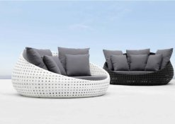 Luisa Daybed Furniture, outdoor furniture wholesale, Indonesian product