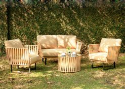 Pataya Living Set Furniture, outdoor furniture
