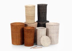 Roel Round Basket Series