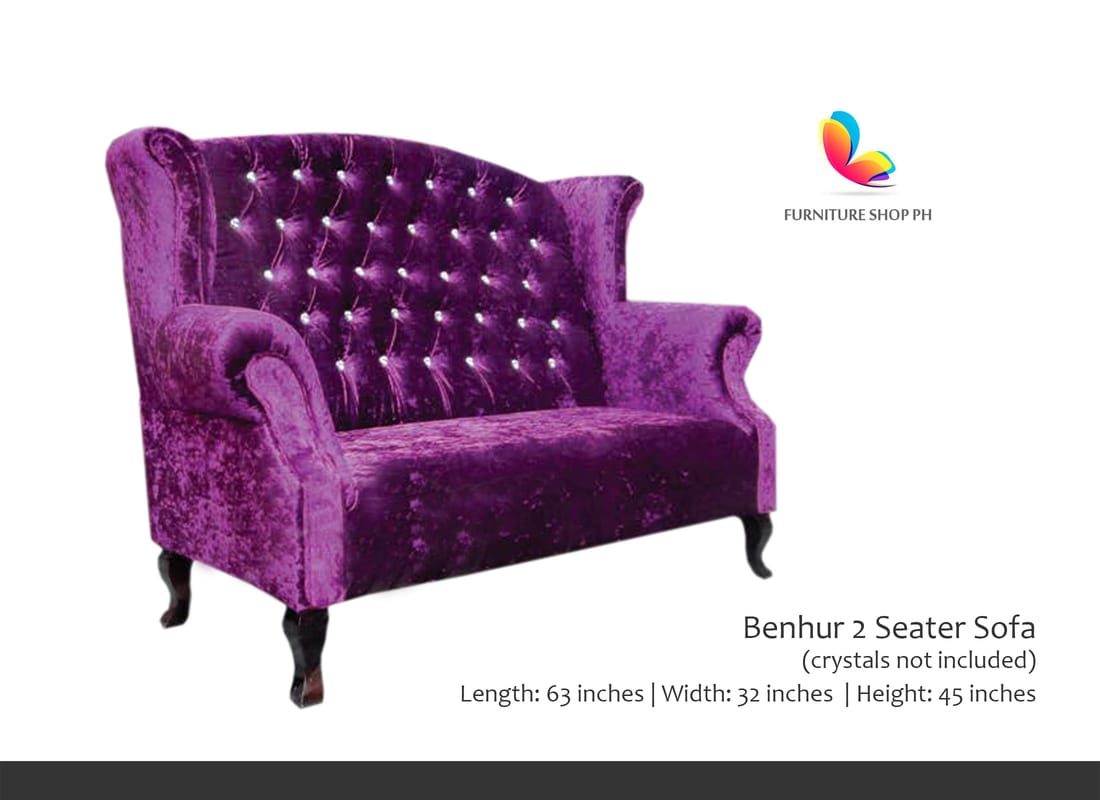 2 seater love chair covers for dinning seat and sofa sale furniture shop ph picture