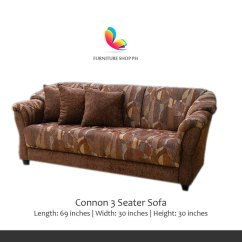 3 Seater Recliner Sofa Sale Murphy Adagio And Couch For Furniture Shop Ph