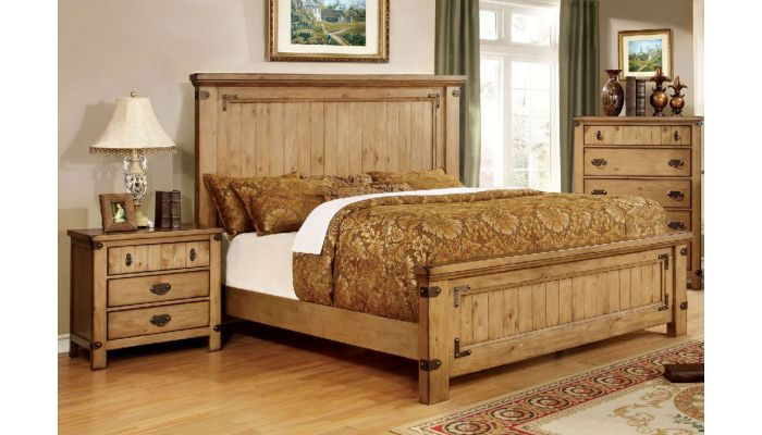 preston country style bedroom furniture