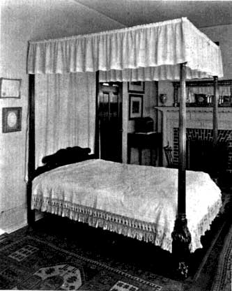 Four Post Bedstead, 1760