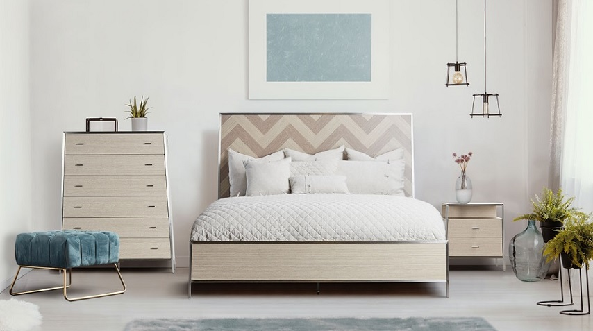 Michael Amini Kathy Ireland Line Takes On More Contemporary Look Furniture Today