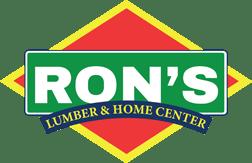 ron's lumber logo
