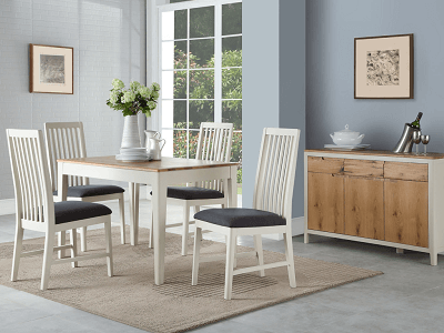 the latest 105ca b0941 Dunmore Painted Dining Chair
