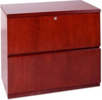 Mayline LF23620 Wood Lateral File Cabinet