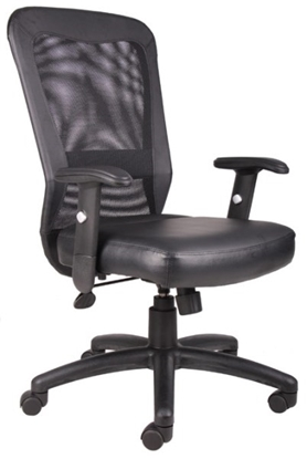 office conference room chairs large size meeting furniture wholesalers picture of boss b580 black mesh chair