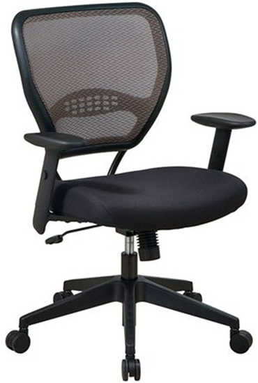 executive mesh office chair army green covers star 55 38n17 picture of
