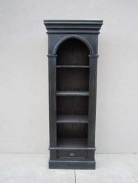 Tall Narrow Bookcase - Nadeau Columbia