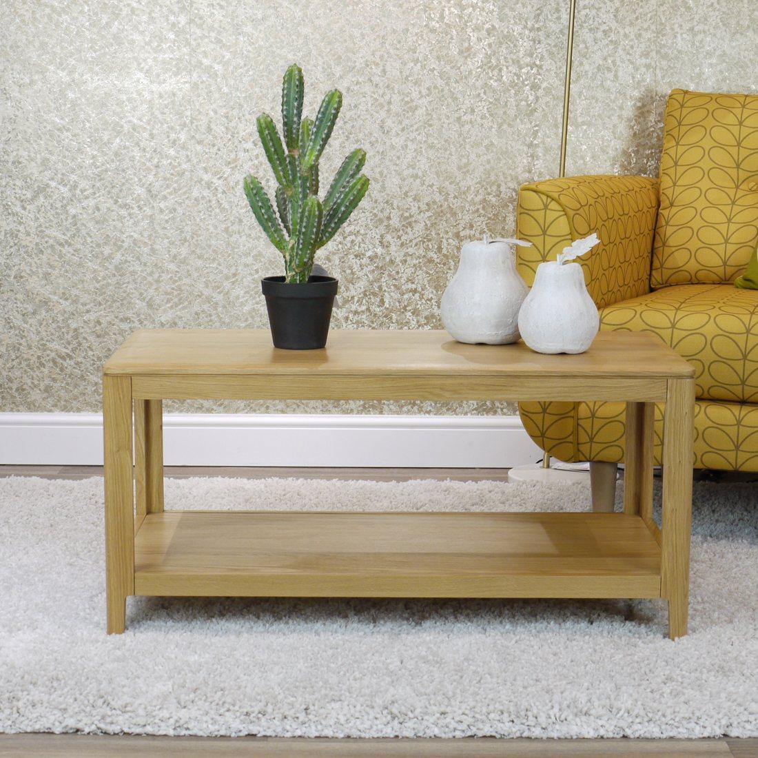 oak city stockholm oak coffee table furniture world