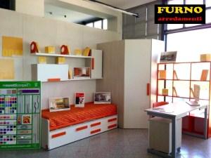 Moretti Compact - cameretta cabina Wide Sconto: 45% + materasso in regalo